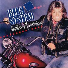 (CD) Blue System - Hello America - Romeo And Juliet, I Will Survive, u.a.