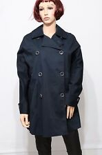 ASOS Maternity Duffle Coat in NAVY UK 6/ EU34/ USA 2 ZZ