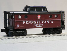 LIONEL PRR FLYER CABOOSE 477939 EASTERN REGION O GAUGE train car 6-83984 C NEW
