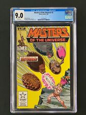Masters of the Universe #2 CGC 9.0 (1986)