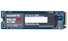 GIGABYTE SOLID STATE DRIVE SSD 512GB M.2 NVMe  GP-GSM2NE3512GNTD