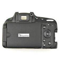 D5100 Rear Cover With LCD And Key Button Camera Replacement Parts For Nikon