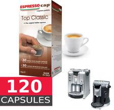 TOP CLASSIC - Full Box -  120 coffee Capsule Termozeta Espresso Cap