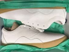 Men's Shoes Diamond Supply Co LaFayette Sneakers Skateboard Suede White Size 12
