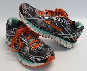 Mens Brooks Adrenaline GTS 15 Freedom New York 2014 Running Shoes Size 6.5