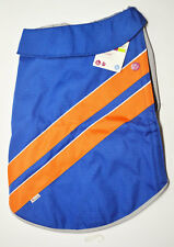 Good2Go Blue & Orange XL Water-Resistant Nylon Sport Dog Coat / Jacket - NWT