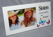 Sisters Relationship Photo Gift Inspiration Picture Frame Photograph Decorative