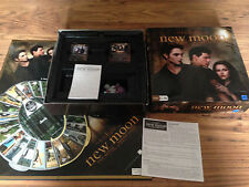 New Moon Twilight Saga The Movie Board Game Family Trivia Movie Film Cardinal
