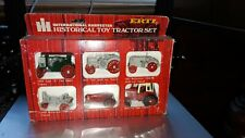 1/64 Ertl IH 6pc Historical set (grey flywheel)