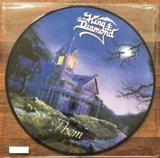 King Diamond - Them LP PICTURE DISC VINYL ALBUM - Metal Record Mercyful Fate NEW