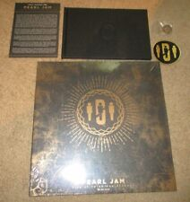 PEARL JAM Live At Third Man Records COMPLETE MINT jack white stripes vault 29