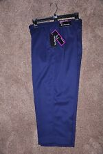 Ladies Kim Rogers  NWT Pull-On Cropped Pants - Size 8 - Originally $44.00..