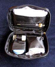 Sword cleaning kit in portable case. From Japan.