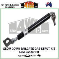 SLOW DOWN TAILGATE STRUT KIT GAS TAIL GATE suit FORD RANGER PX MK 2012 - Onwards