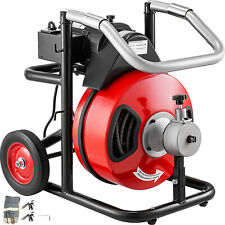 Commercial Drain Cleaner 100ft x 1/2