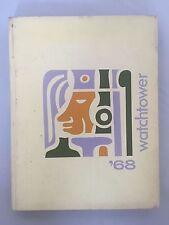 Celebrity Yearbook Julie Kavner (Voice of Marge Simpson) 1968 Beverly Hills High