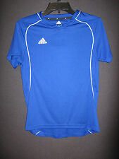 Adidas Climacool Small Ladies Royal Blue with white trim