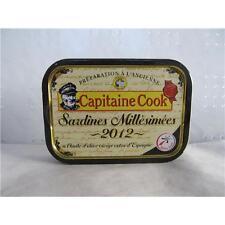 Jahrgang 2012 Sardinen in Olivenöl aus Frankreich 115 g