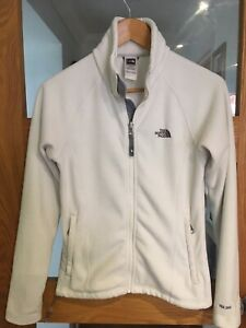 Ladies North Face Fleece Jacket TKA 200 Size XS