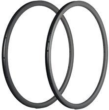30mm Depth Bicycle Carbon Rims 25mm U Shape Road Bike Cycle Rims 18/20/21/24 UD