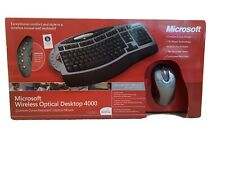 MICROSOFT KEY BOARD BRAND NEW COMES WITH MOUSE AND HAS A CUSHIONED PALM REST!!!!