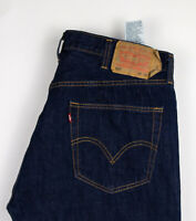 Levi's Strauss & Co Hommes 501 Jeans Jambe Droite Taille W38 L32 AKZ572