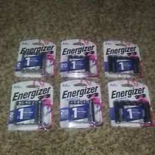 36 Energizer AA Ultimate Lithium exp 2038 new