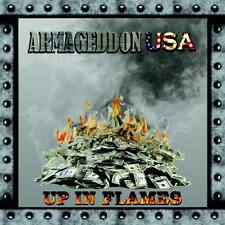 ARMAGEDDON USA - Up in Flames (NEW*US WHITE METAL COMEBACK*M.CHURCH*SAINT)