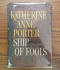 Ship of Fools Katherine Anne Porter True First Edition 1st Printing HC/DJ