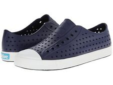 Native Jefferson Shoes - Size: Men's 8, Women's 10 - Blue & White - New With Box