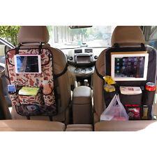 Car Back Seat Tidy Organiser Storage Pocket Pouch Travel Kid Baby Bag Holder New