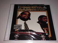 CD: THE PIMPSTA & THE GANGSTA - Selftitled (1999 MTR)Sealed Missouri Rap G-Funk