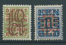1923TG Nederland Opruimingsuitgifte NR.132-133 postfris luxe serie! foto's.