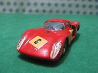 Vintage  -  ALFA ROMEO 33/2 Daytona  - 1/43 Politoys n°583     neu