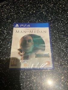 PLAYSTATION 4 PS4 GAME Man Of Medan NEW & SEALED