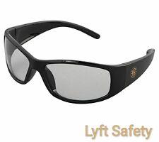 Smith & Wesson Elite Black Smoke Anti-Fog Safety Glasses Eye Protection 3-Pair