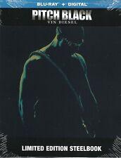 Pitch Black (2000) Limited Edition SteelBook (Region Free Blu-ray + Digital)