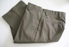 Dockers Mens D3 Easy Khaki Classic Fit Flat Front Pants Umber Sz 36x34 - NWT