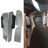 CNC Footboard Footrest Foot Rests Pads Peg Pedals Mount For Honda Forza 300 250