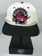 Vintage 1994 Inaugural Season Toronto Raptors Logo Athletic snapback hat cap NBA