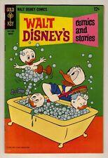 Walt Disney Comics & Stories #330 - 1968 Gold Key - Uncle Scrooge - VG/Fn (5.0)