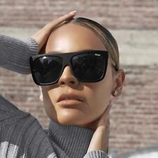 NEW QUAY X Desi Perkins OTL ll Black/Smoke Sunglasses