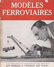 revue modéles ferroviaires fascicule 2 (1949)
