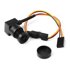 Micro 1/4 CMOS 700TVL 3.6mm 90 Degree CCTV Mini FPV Camera PAL NTSC 5V-12V Input
