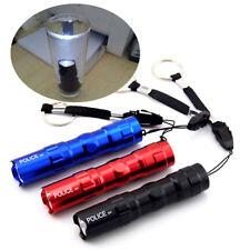 Mini keychain Led Flashlight Pocket Waterproof AA bright flash Torch Light lamp