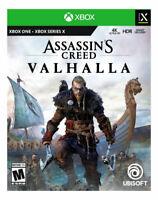 Assassin's Creed Valhalla -- Standard Edition (Microsoft Xbox One/Series X,...