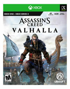 Assassin's Creed Valhalla -- Xbox One/Series X,...