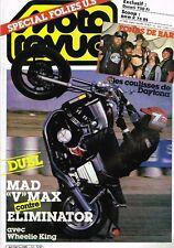 B5- Moto Revue N°2695 Les Coulisses de Daytona,Yamaha 350 RDLC,Ducati 750 F1