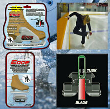 SALES! Hand-held manual FIGURE skate sharpener Edge Again