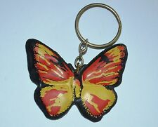 Old Butterfly Vintage Keychain #0314